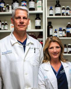 Doug Boudreaux and Jennifer Boudreaux